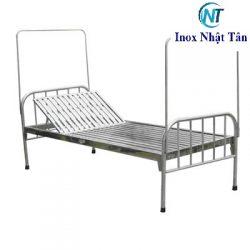 Giường inox 304 nâng đầu 1m2